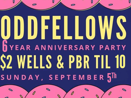 This weeks Plans, Free stuff, Grand opening/anniversary party