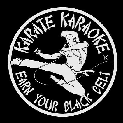 Tuesday's .karate karaoke ! Wn stuff , get famous ...jpg