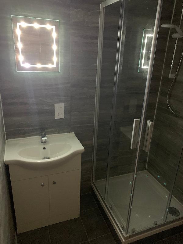 Shower room refurbishment