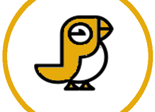 The Golden Puffin has landed!