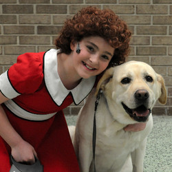 Annie and Sandy