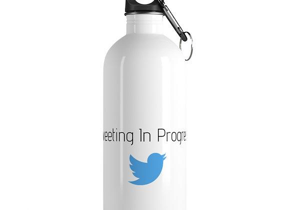 Tweeting..