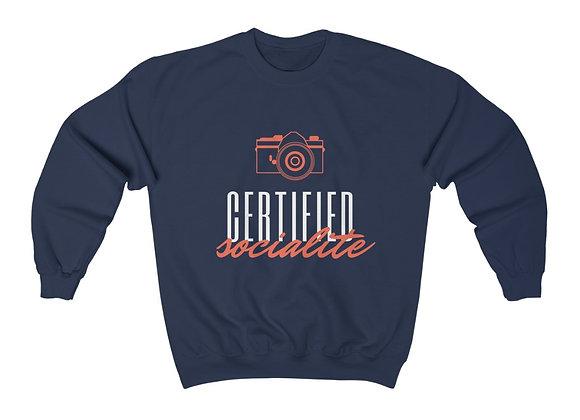 Certified Socialite