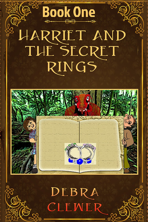 Harriet and the Secret Rings