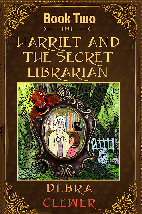 Harriet and the Secret Librarian
