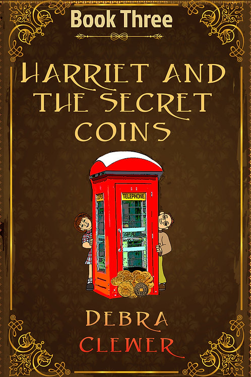 Harriet and the Secret Coins