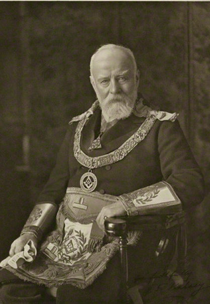 Rt Hon Sir Thomas Frederick Halsey Bart