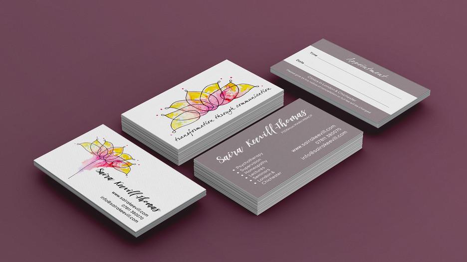 Saira business cards stack.jpg