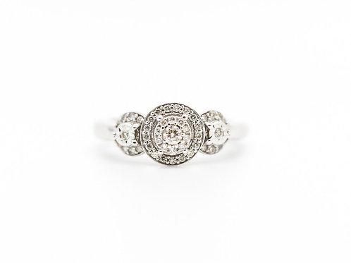 Diamond Engagement Ring 10K