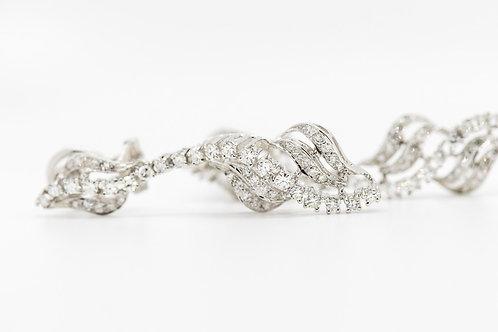 Diamond Earrings 18K