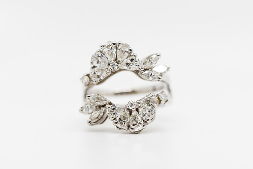 Diamond Ring Guard 14K