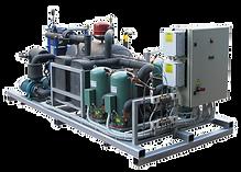 Охладитель продуктовой воды, водоохладитель проточный, водоохладитель