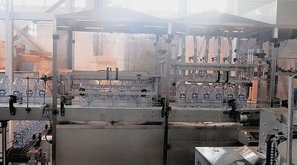 Моноблок розлива воды в 5л бутыли МРВ-6-6-1
