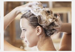 You're washing your hair wrong