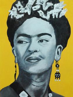 Retrato Frida