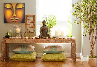 Salón Yoga. Meditación