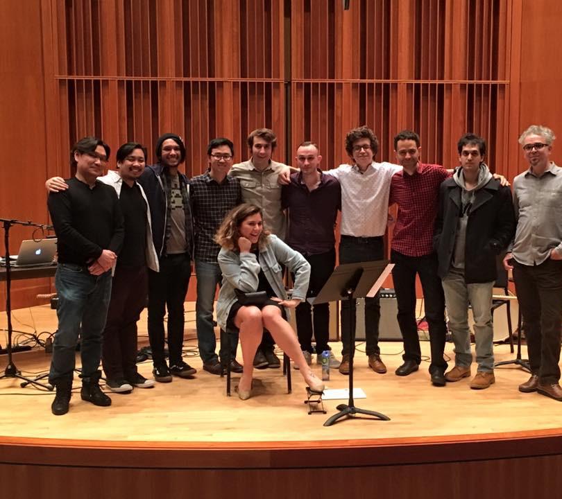 NYU Composers