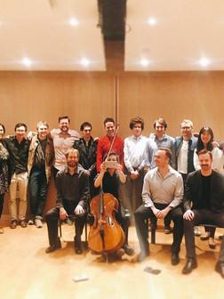 NYU Composers with JACK Quartet