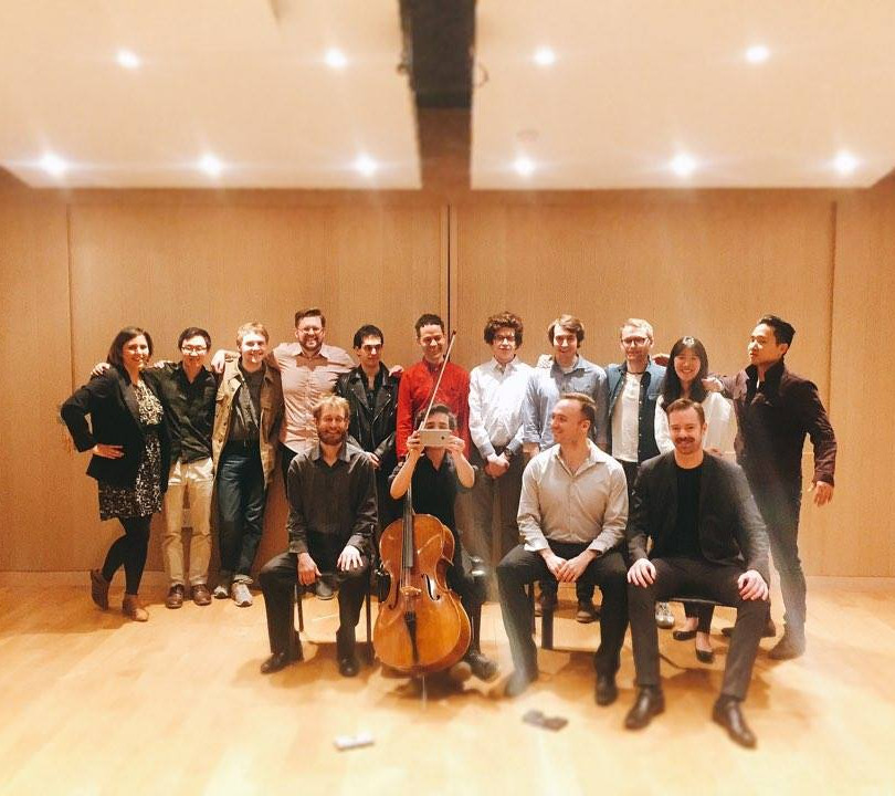 NYU Composers with JACK Quartet