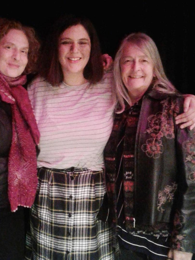 Julia Wolfe, Cassandra Venaglia & Joan La Barbara