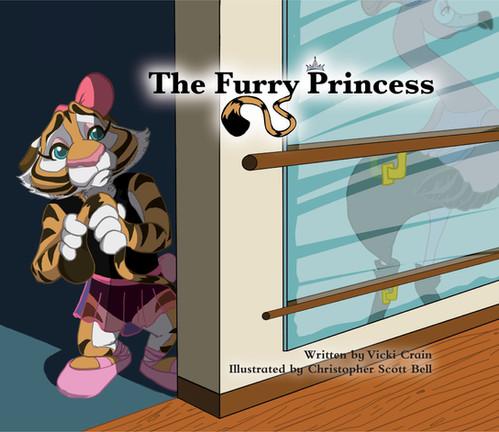The Furry Princess Cover