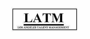 LATM Logo, Los Angeles Talent Management.