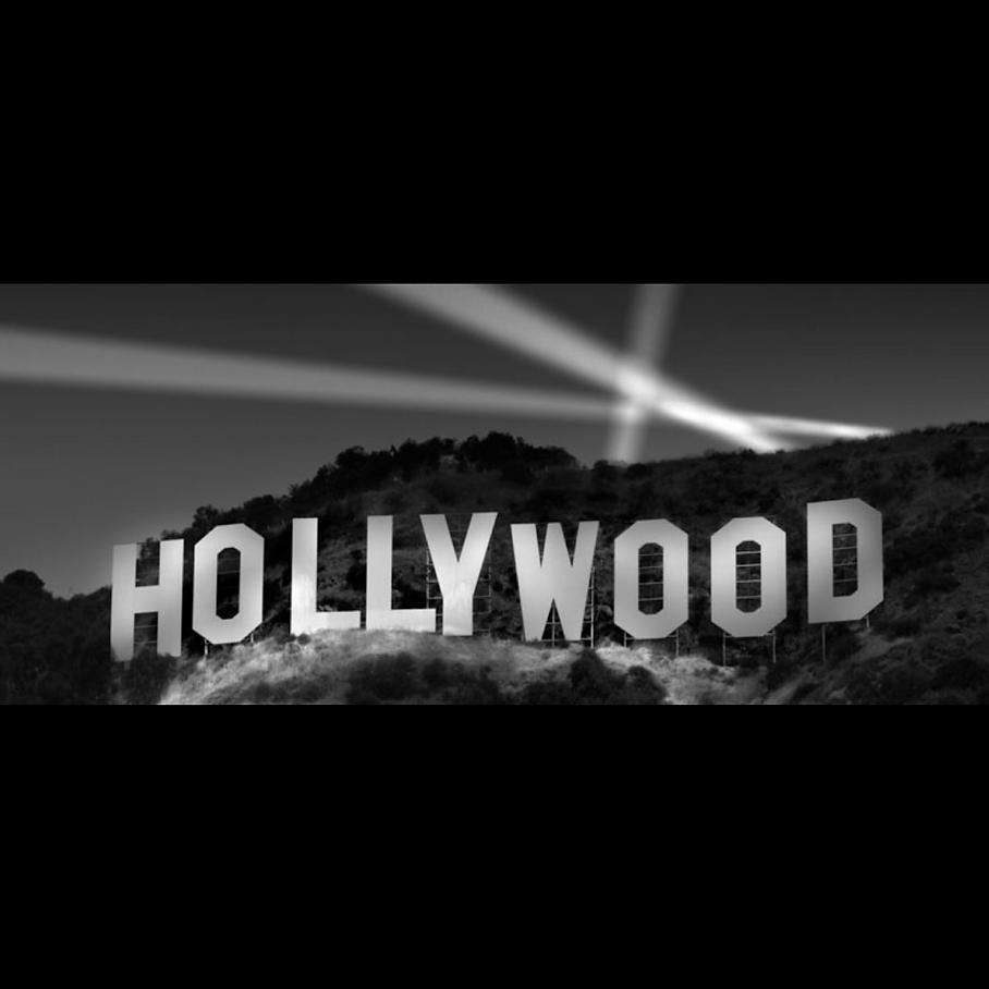 Hollywood Sign, LATM, Los Angeles Talent Management