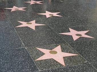 LATM, Holywood Walk Of Fame, Los Angeles Talent Management