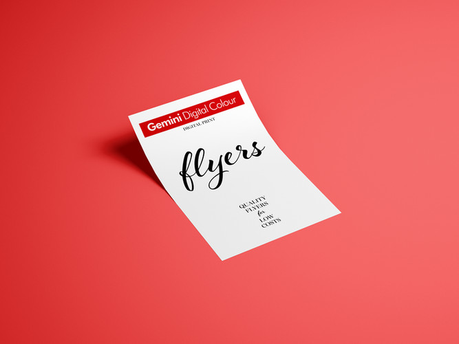 West Wales Printers - Flyers and Leaflets