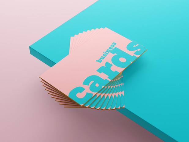 South Wales Printers - Business Cards