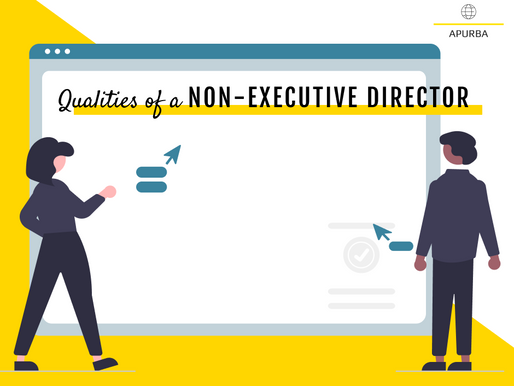 What does it take to become a Non-Executive Director?
