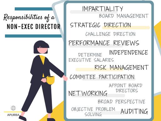 Non-Executive vs. Executive Directors