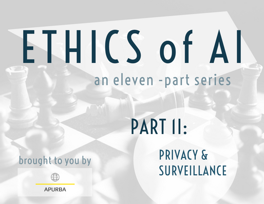 ETHICS OF AI - Privacy & Surveillance