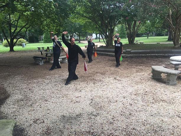 Kung Fu in Petersburg Virginia