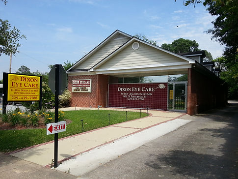 Dixon Eye Care Albany, GA