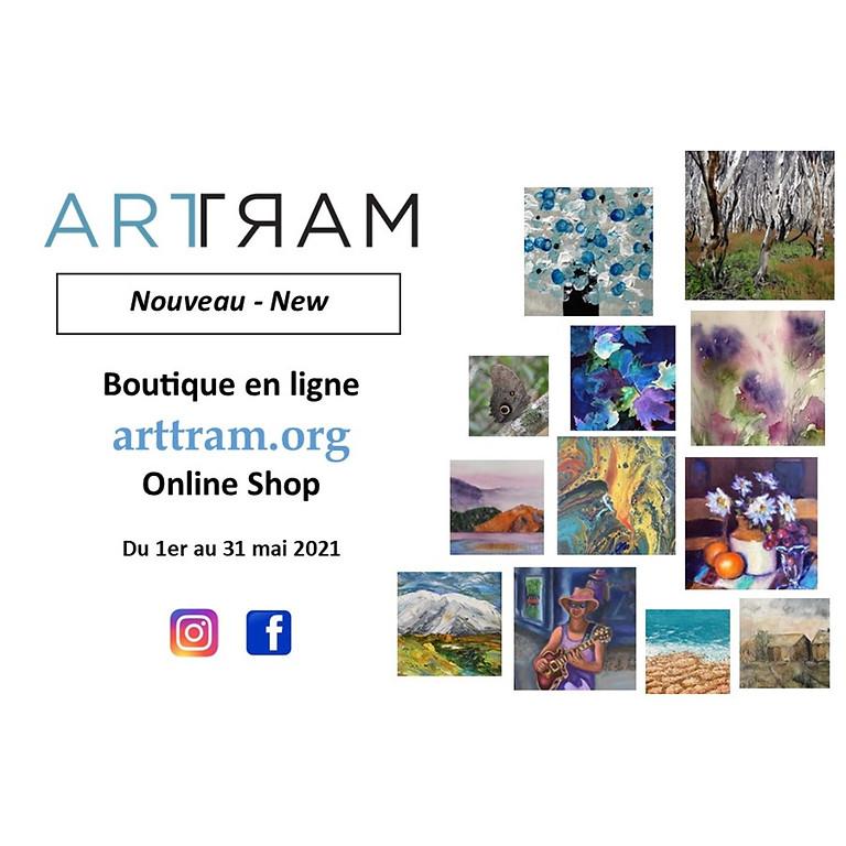Boutique ARTTRAM Shop