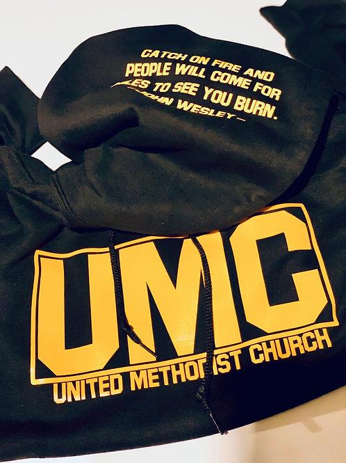 UMC John Wesley hoodie