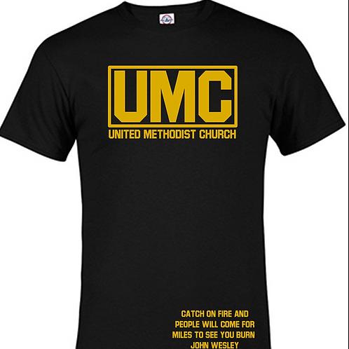 Black UMCt-shirt