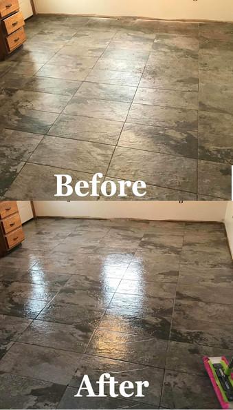 Sealed Laminate Floors