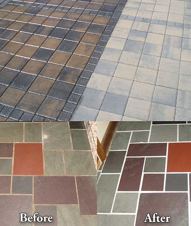 Natural Stone Tile Cleaning