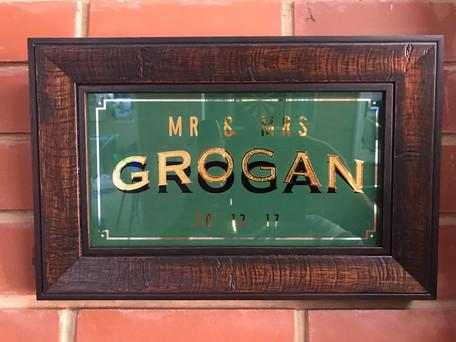 MR & MRS GROGAN