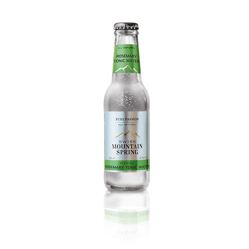 Swiss Mountain Spring Rosemary Tonic