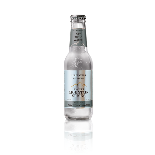 Swiss Mountain Spring Dry Tonic