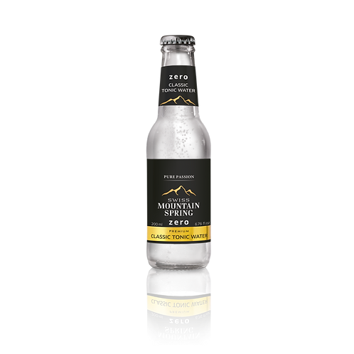 Swiss Mountain Spring Tonic Zero