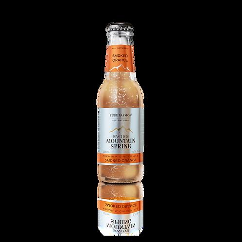 Swiss Mountain Spring Smoked Orange Ginger Ale