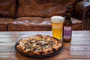 Pizza & Beer @KITCHEN BREW