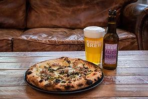 Pizza & Beer @KITCHEN BREW