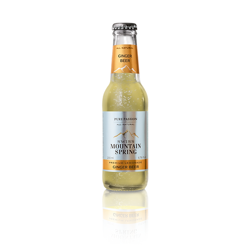 Swiss Mountain Spring Ginger Beer