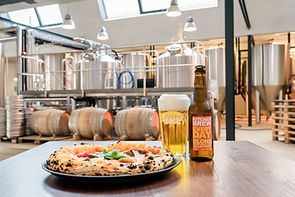 Pizza & Beer @KITCHEN BRERW