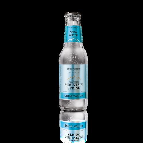 Swiss Mountain Spring Soda Water